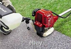 Petrol Powered Brush Cutter Grass Strimmer Trimmer 4 Stroke Engine Lightweight