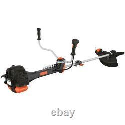 Professional Petrol 2in1 Power Brush Cutter Grass Trimmer Motor Scythe PS152
