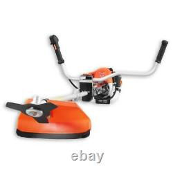 Professional Petrol Brush Cutter-Grass Trimmer-Motor Scythe 3.5HP 62cc