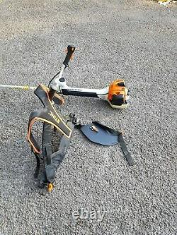 Professional Stihl fs410c brushcutter, strimmer, 800£ price in shop, new strap