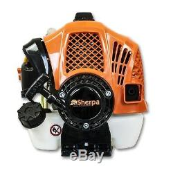 SHERPA 5 in 1 Petrol Multi Tool. Hedge Trimmer, Strimmer, Chainsaw, Brushcutter