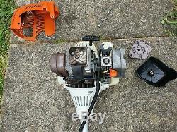 STIHL FS130 /100 Professional Strimmer, Brushcutter 36.3cc Petrol 2 Stroke 4Mix