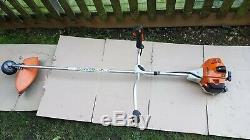 STIHL FS240C Professional Strimmer Brush cutter 37.7cc Petrol bike handle 2014