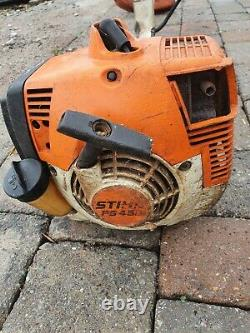 STIHL FS450 Strimmer Brushcutter Clearing Saw Petrol Spares or Repair