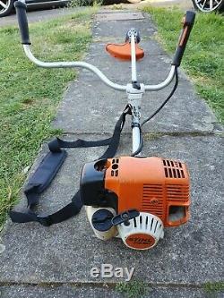 STIHL FS90 /100/130/87 Professional Strimmer, Brush cutter 28.4cc Petrol 4 Mix