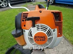 STIHL FS 450 Professional Strimmer BrushCutter 44.3cc 2.1kW 2.9hp Petrol