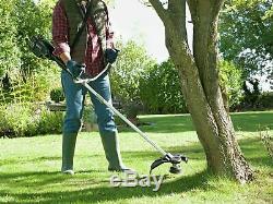 Spear & Jackson S36GCBC Cordless Grass Trimmer & Brush Cutter 36V