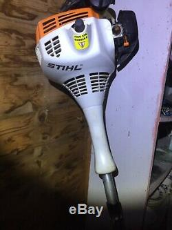 Sthil FS55 Strimmer Brushcutter Petrol Two 2 Stroke Trimmer Grass Cutter Still