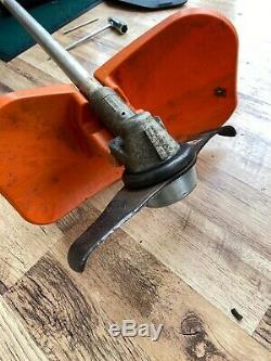 Stihl Brush cutter STIHL FS 460 C with shredder blade