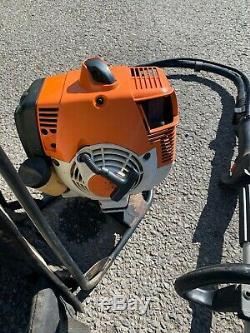 Stihl FR130T Petrol Back Pack Brushcutter