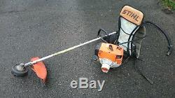 Stihl FR480C BackPack Strimmer / Brushcutter Electric Start Spares or Repair