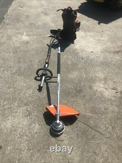 Stihl FR 131T backpack strimmer brushcutter shop soiled unused