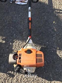 Stihl FS100R loop handle strimmer brushcutter + stihl oil, cord harness