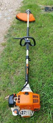 Stihl FS100 Petrol Strimmer Brushcutter. Good Working Order. Free Postage