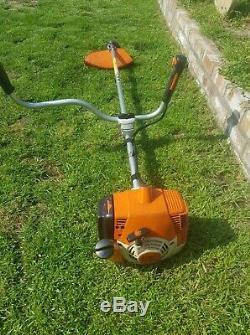 Stihl FS120 FS200 Professional Strimmer Brushcutter 30.8CC 1.3kw 1.8hp Petrol