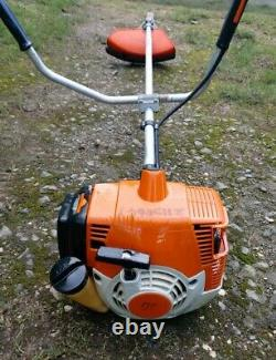 Stihl FS120 Petrol Strimmer Brushcutter. Good Working Order. FS200 FS300