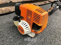 Stihl FS130R Petrol 2-Stroke Strimmer Brushcutter (5055)