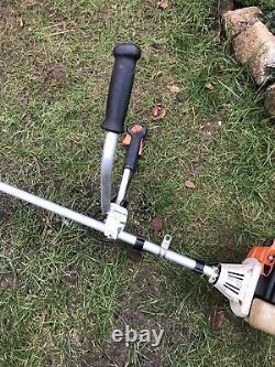 Stihl FS200 Bull Horn Handlebar Type Two Stroke Strimmer Brushcutter
