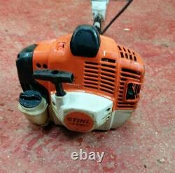 Stihl FS240C Heavy Duty Petrol Strimmer Brushcutter. Good Working Order
