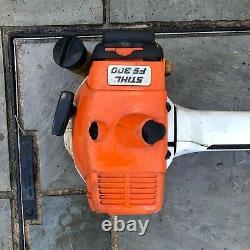 Stihl FS300 Two Stroke Petrol Strimmer Brushcutter GWO. FREE P&P'2906