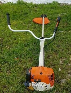 Stihl FS350 Petrol Strimmer Brushcutter. Good Working Order. Free Postage