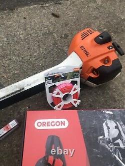 Stihl FS360 C-EM strimmer brushcutter oil, cord harness