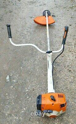 Stihl FS400 Heavy Duty Petrol Strimmer Brushcutter. Good Working Order