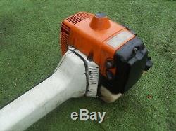 Stihl FS400 Professional Strimmer Brush Cutter Petrol Cow Horn Handles