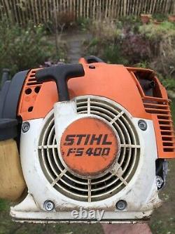 Stihl FS400 Two Stroke Petrol Brushcutter