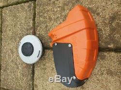 Stihl FS410C-EM Brush Cutter October 2019 Shredding blade & Strimmer head