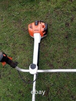 Stihl FS410 2 stroke petrol Brushcutter Strimmer in good working order