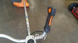 Stihl FS410 C-EM Bike Handle Strimmer Clearing saw used year 2013 (45410-1)