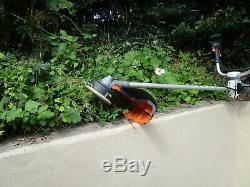 Stihl FS410 Petrol Strimmer Brushcutter. Good Working Order