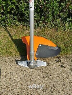 Stihl FS410 strimmer brushcutter & harness in excellent condition