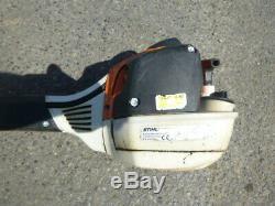 Stihl FS410 strimmer brushcutter + stihl oil, cord harness