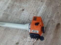 Stihl FS450 Brushcutter Strimmer & Harness Just Serviced Sthil FS410/FS400