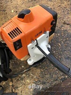 Stihl FS450 back pack strimmer brushcutter string head