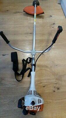 Stihl FS55 petrol strimmer double handle mower trimmer brush cutter brushcutter