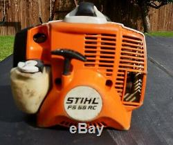 Stihl FS56rc Petrol Strimmer / Brushcutter