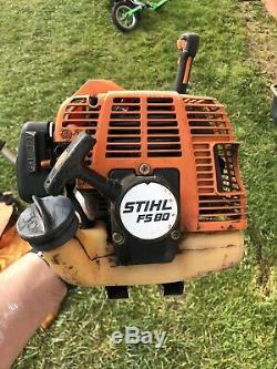Stihl FS80 Petrol Strimmer / Brushcutter
