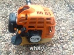 Stihl FS85 Brushcutter Strimmer Just Serviced Sthil FS80/FS100/FS94/FS90 + blade