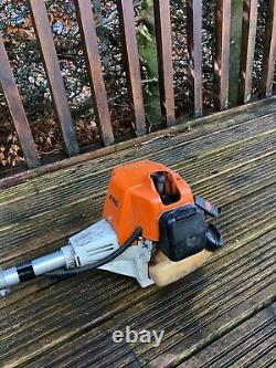 Stihl FS85 heavy duty brush cutter/strimmer, used, in good condition with manual