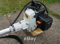 Stihl FS86 Professional Strimmer, Brushcutter 34.4cc 2.0hp Petrol Polycut