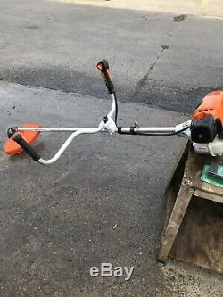 Stihl FS90 strimmer brushcutter + stihl oil, cord harness