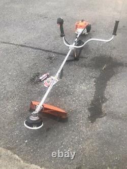 Stihl FS94 lcowhorn handle strimmer brushcutter + stihl oil, cord harness