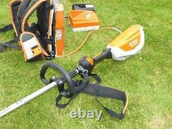 Stihl FSA 130R Cordless Brushcutter/Strimmer + Stihl AR 2000 Backpack Battery