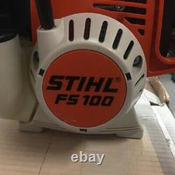 Stihl FS 100 Petrol Brushcutter 2016 YOM Unused