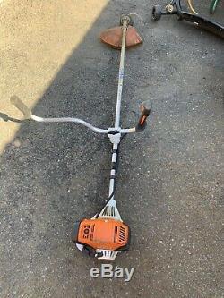 Stihl FS 111 Petrol Strimmer Sthil Brushcutter Fs100 Fs130