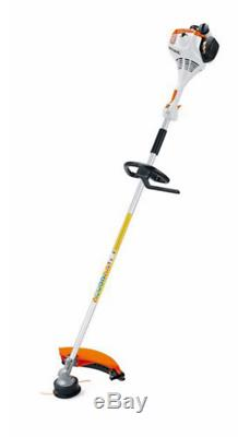 Stihl FS 55 R straight shaft petrol brushcutter/trimmer with loop handle