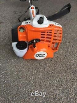 Stihl FS 56 RC Petrol Strimmer Practically Brand New
